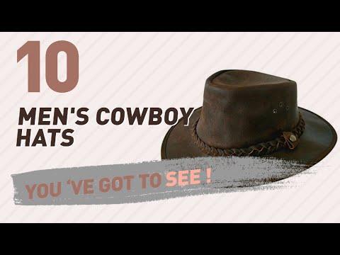 Top 10 Men'S Cowboy Hats // UK New & Popular 2017