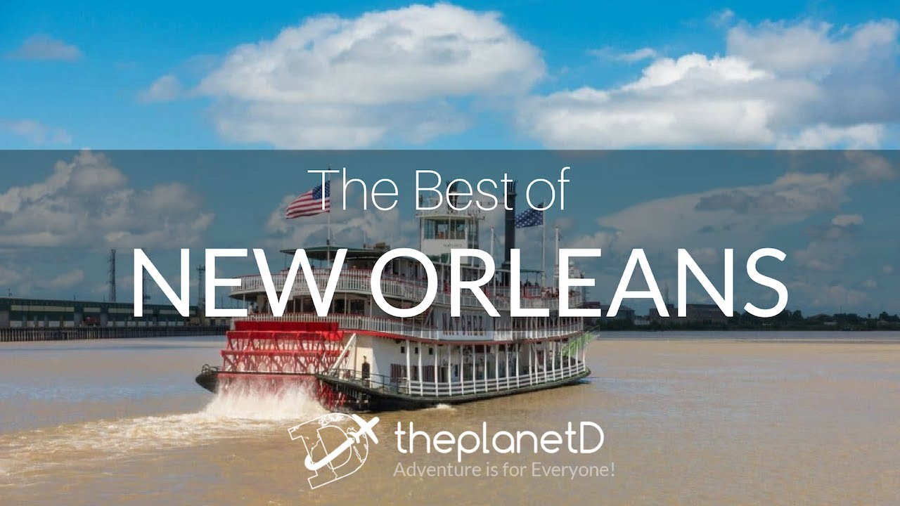 7 things to do in new orleans louisiana travel vlog for Things not to miss in new orleans