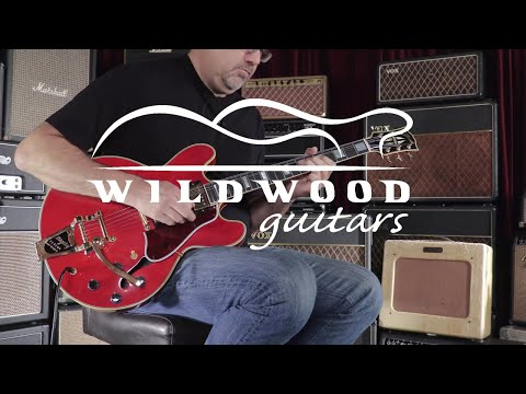 Gibson Memphis 2015 Limited ES-355  •  SN: 11705721