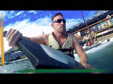 Ireland Down Under: Jet Ski Fun On The Gold Coast