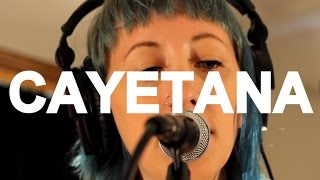"""Cayetana - """"Serious Things Are Stupid"""" Live at Little Elephant (1/3)"""