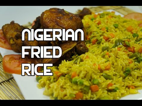 How to Cook Nigerian Fried Rice Recipe - Nigerian Rice - Bes