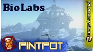 Beginners Guide to Planetside 2 - Biolabs - Avoid the Farm ep.9
