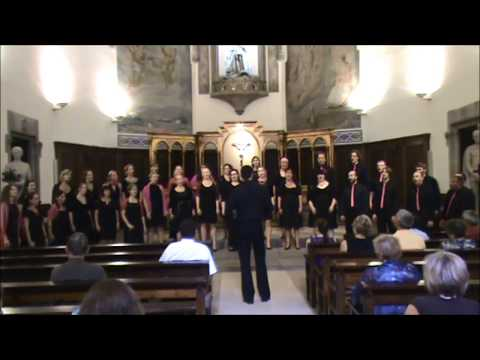 Mendelssohn - Richte mich Gott ( Psalm 43 ) - Choir Competition Spain 2013