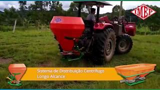 Distribuidor 600 litros IMEP - Semeadeira e Adubadeira