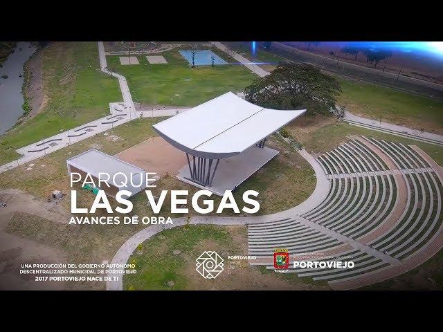De un espacio vacío a un moderno punto de encuentro (Parque Las Vegas)
