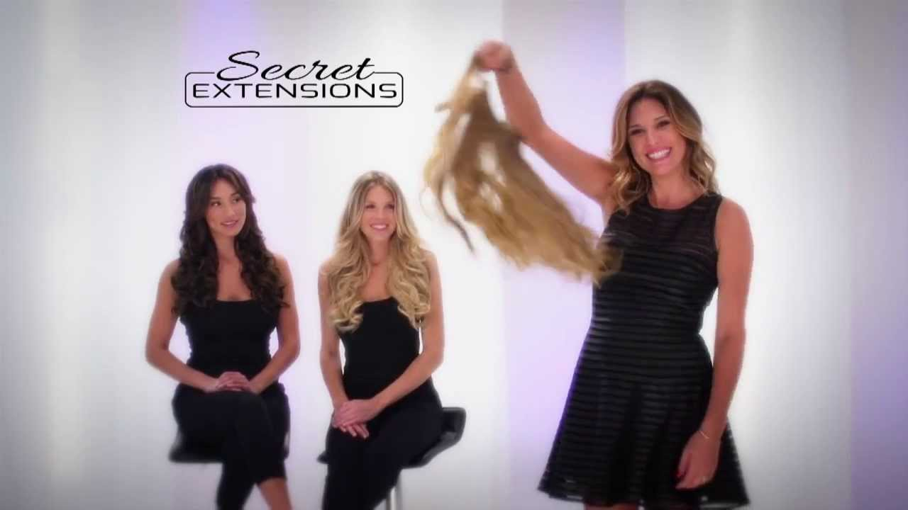 Daisy Fuentes Introduces Secret Extensions Youtube