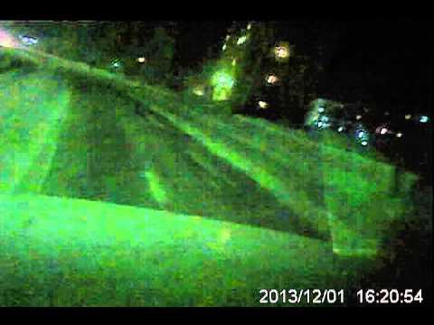 Видеорегистратор xDevice BlackBox-42G (съемка тыловой камерой)