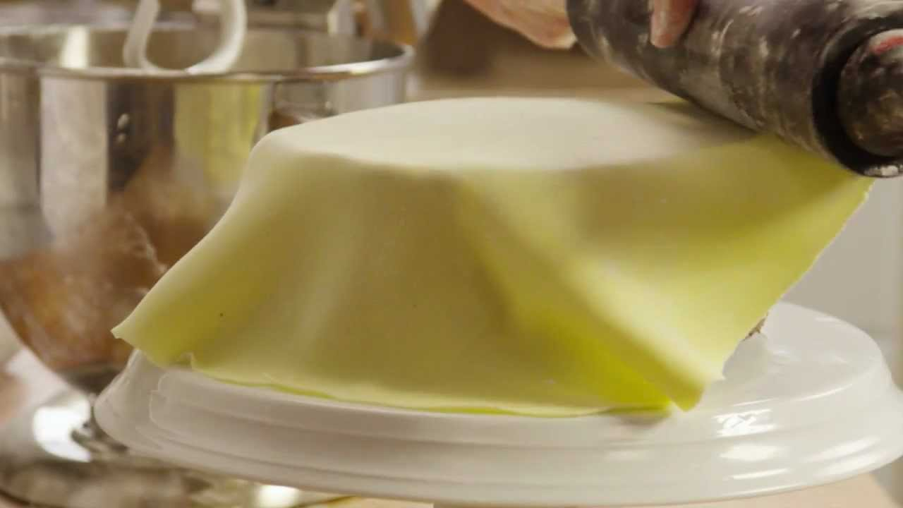 How To Make Buttercream Fondant