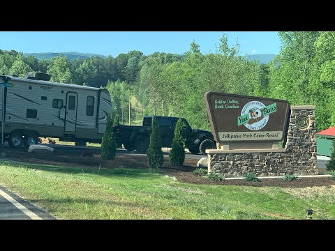 Yogi Bear Campground Golden Valley, NC