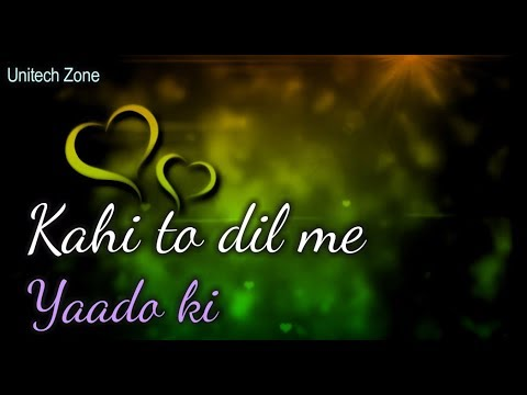 Teri Yaad Sath Hai | Rahat Fateh Ali Khan | Sad Whatsapp Status ❤ Video