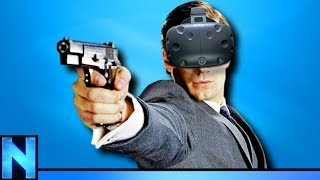 SAVING LIVES IN SLOW MOTION VR