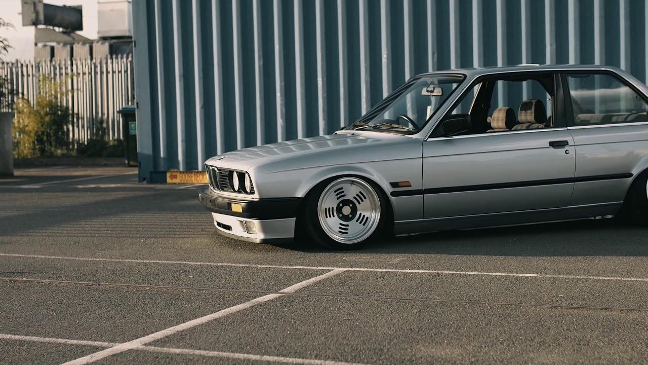 BMW E30 on Air Suspension - #LifeOnAir