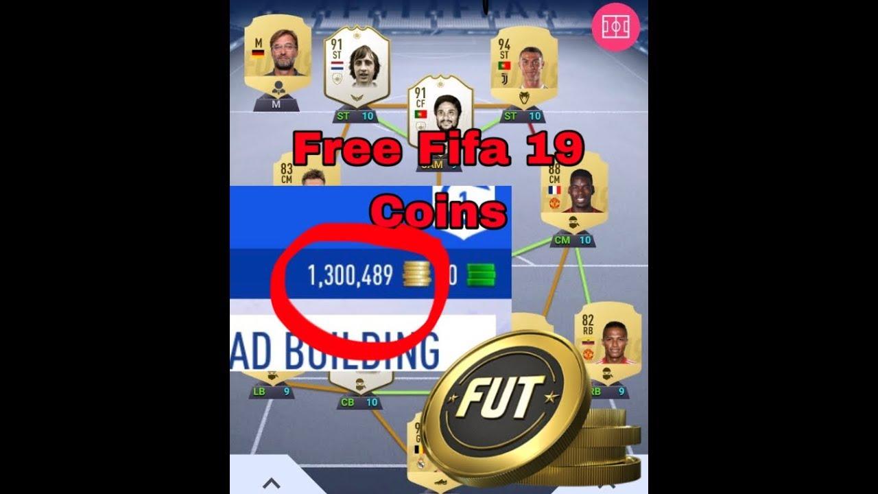 fifa coins free no survey