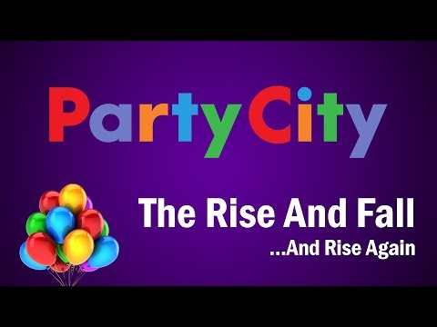 Party City - The Rise and Fall...And Rise Again