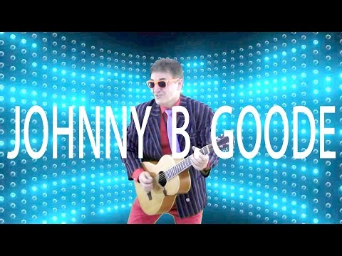 how to play johnny b goode on guitar