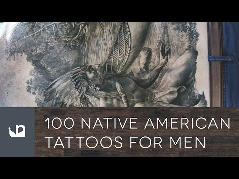 100 Native American Tattoos For Men