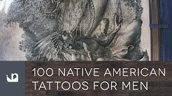 100 Native American Tattoos For Men