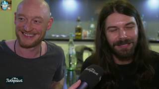 Biffy Clyro  - Interview @ Reeperbahn Festival