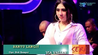 Video Via Vallen - Banyu Langit [OFFICIAL] download MP3, 3GP, MP4, WEBM, AVI, FLV September 2018