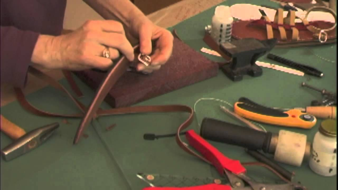 Leather Shoes Tutorial