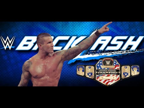 #RAW Randy Orton United States Title NEWS! HUGE #WWE Backlash 2018 RAW WWE CHANGES! #WWEchamber