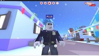 ANTI OD POLICE EN ROBLOX EES