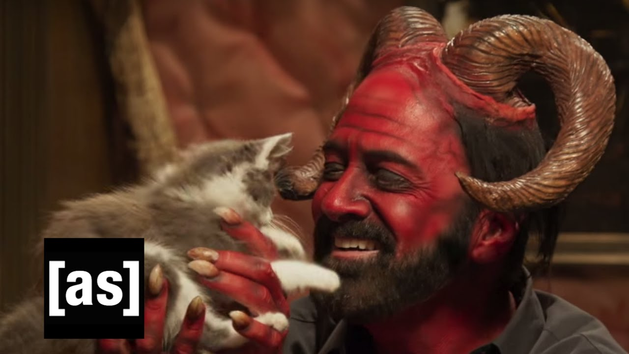 Satan Loves Kittens Your Pretty Face Is Going To Hell