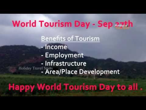 Holiday Travel Spot 2016 - Happy World Tourism Day to all !