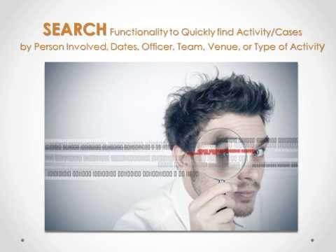 InvestigativeTrackingSystem.com Investigative Component with Music