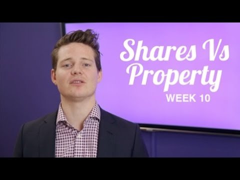 Shares Vs Property (E10) - Which is the Better Investment? - Phil's Finance Fix