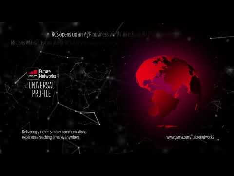 An Introduction to the GSMA Universal Profile