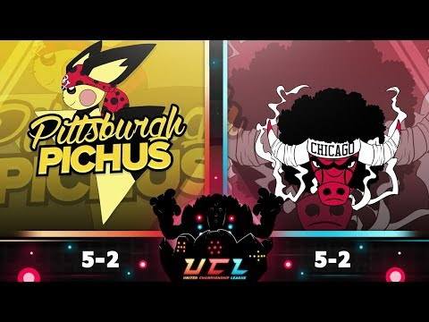 ITS TIME! - UCL S3 PLAYOFFS Pittsburgh Pichus VS Chicago Bouffalants - Pokemon Ultra Sun & Moon