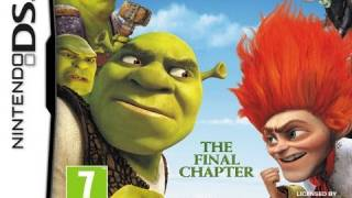 CGRundertow SHREK FOREVER AFTER for Nintendo DS Video Game Review
