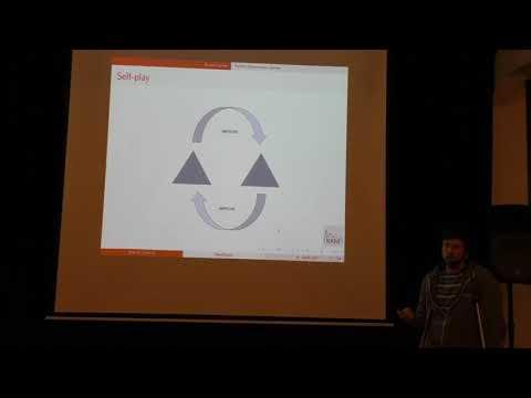 MLMU.cz - DeepStack - AI in Heads-Up No Limit Poker (Martin Schmid)