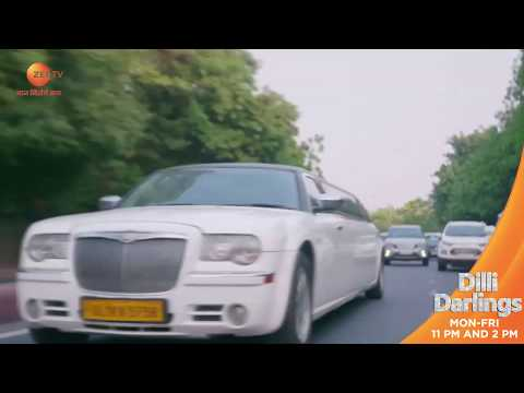 Dilli Darlings | Pragati In A Limousine | ZeeTV