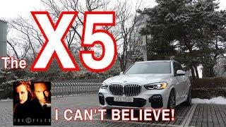 더 올 뉴 BMW X5 30d M팩 시승기(The All New BMW X5 x-Drive 30d M sport package test drive)