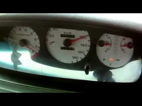 Civic EG6 Close ration transmission acceleration