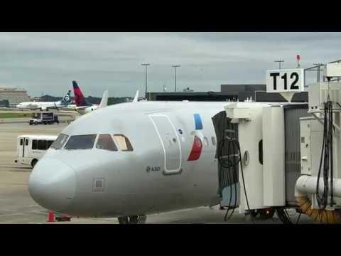 American Airlines | A321 | Atlanta Hartsfield-Jackson To Dallas Fort Worth