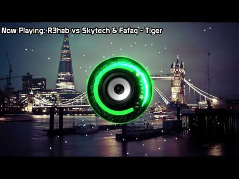 R3hab Vs Skytech & Fafaq - Tiger (Bass Boosted)