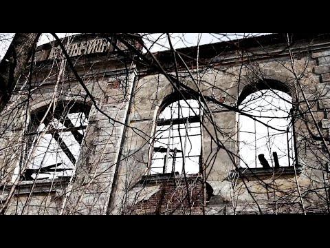 Заброшенная больница в Кушве
