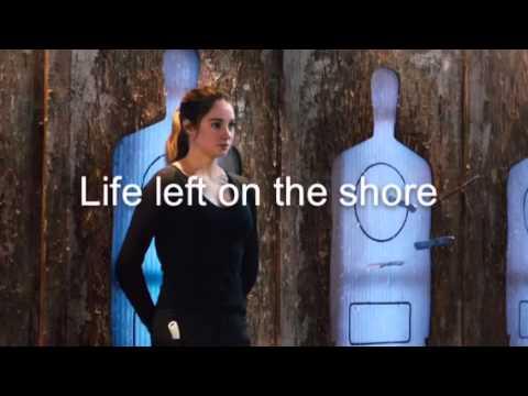 Ellie Goulding - Dead in the Water (Divergent Lyric Video)