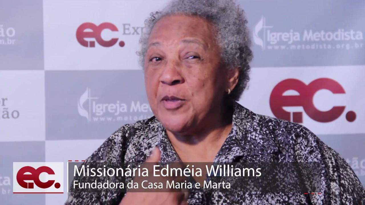 Entrevista com Edméia Williams   ENPP 2017