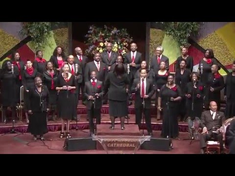 West Angeles COGIC Richard Smallwood Total Praise/Hezekiah Walker Grateful HD!