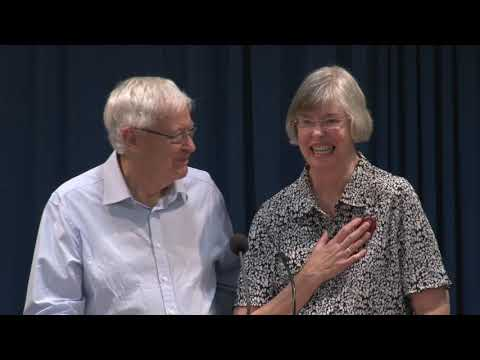 P&A: Ministering to others and encouraging them in ministry (Peter and Christine Jensen)