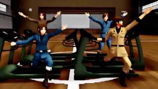 {MMD} New/Old Italies Here It Goes Again