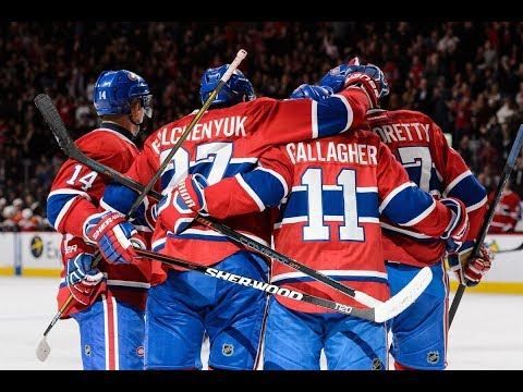 ''Fix You'' - Montreal Canadiens 2017-18 Season Pump Up (HD)