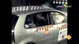 Crash Test com o Volkswagen Polo(O Latin NCAP fez um crash test com o Volkswagen Polo. Você pode conferir informações completas sobre esta avaliação em http://bit.ly/proteste_br., 2012-11-13T13:20:39.000Z)