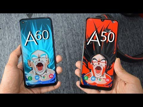 Samsung Galaxy A60 vs Galaxy A50 - Which Should You Choose?