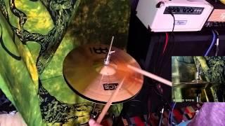 """Meinl Cymbals HCS14H 14"""" HCS Traditional Hi Hat Pair"""